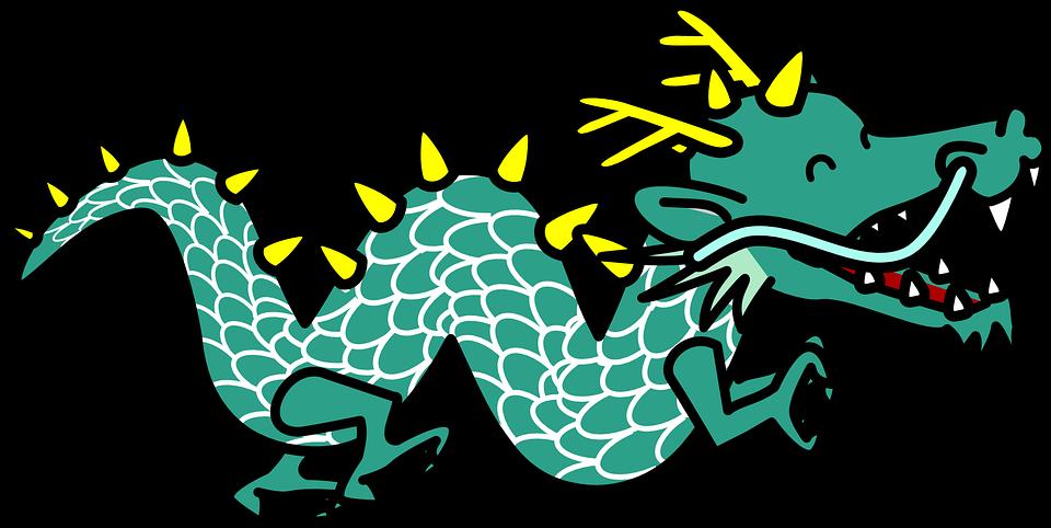 Dragon clipart renaissance. Collection of free dragmen