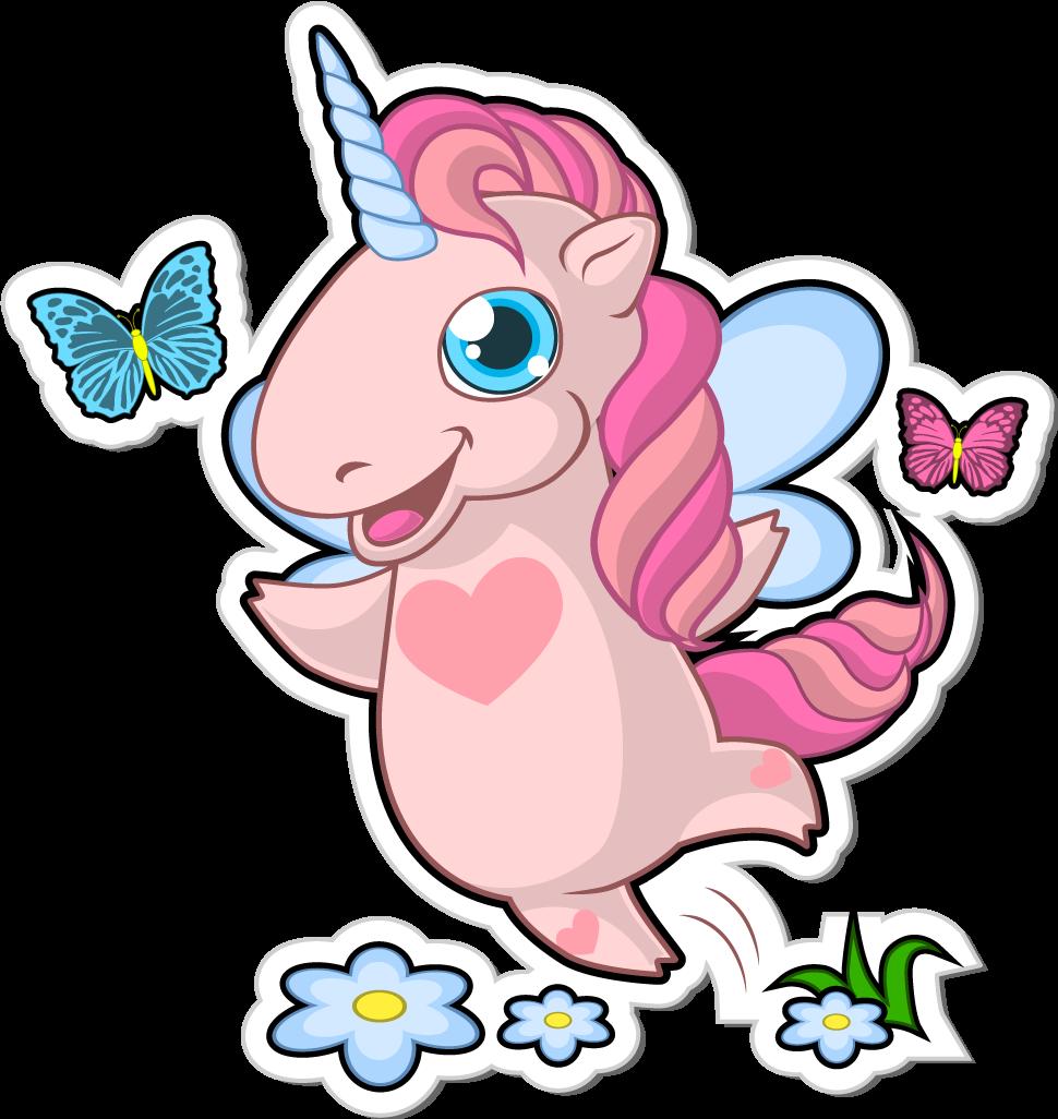 Pin by marina on. Fairies clipart unicorn