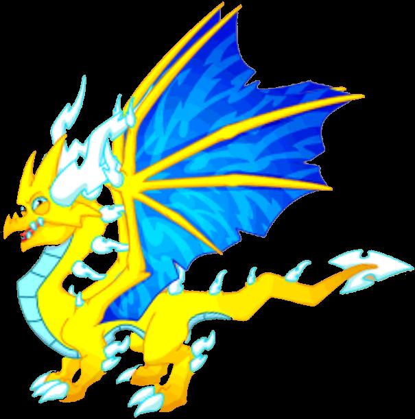 Clipart dragon water dragon. Lightning dragonvale wiki fandom