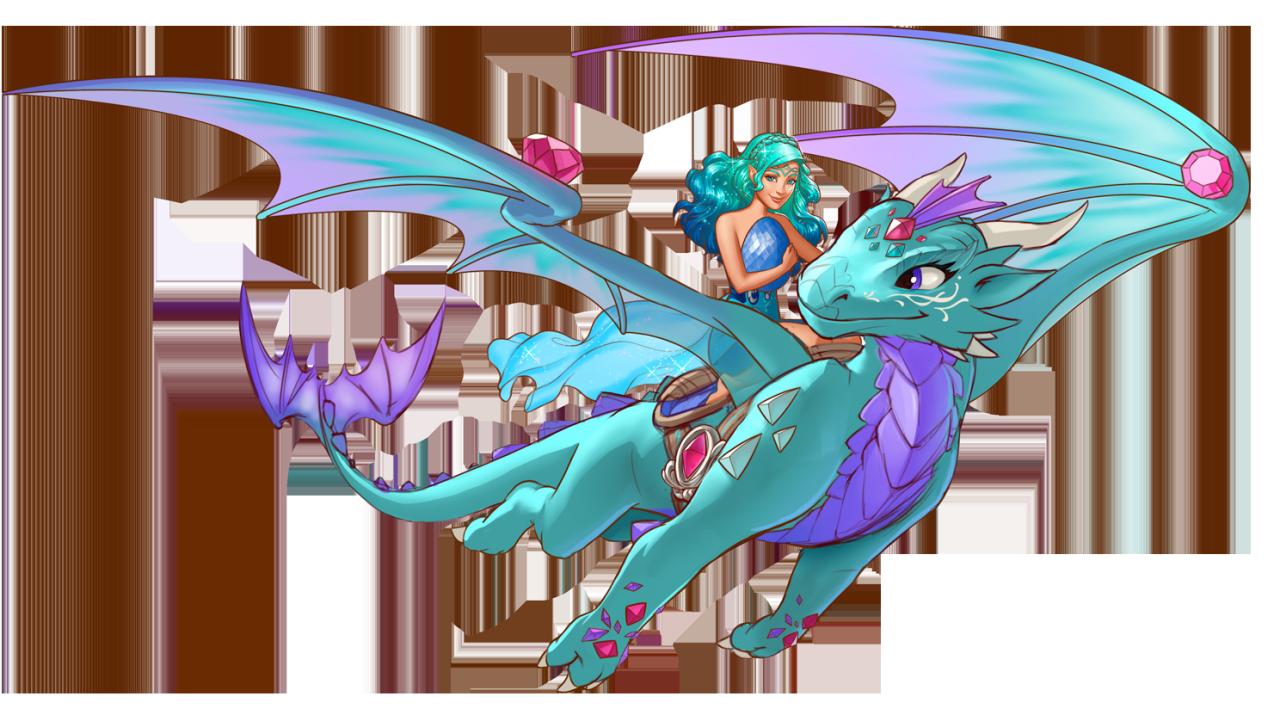 Clipart dragon water dragon. Tumblr o fer myyr