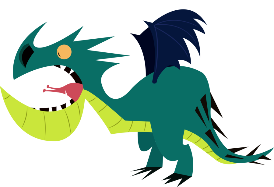 Clipart dragon water dragon. Image nadder render in