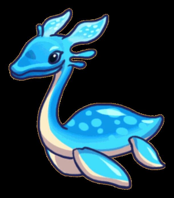Clipart dragon water dragon. Faerie evolution world wikia