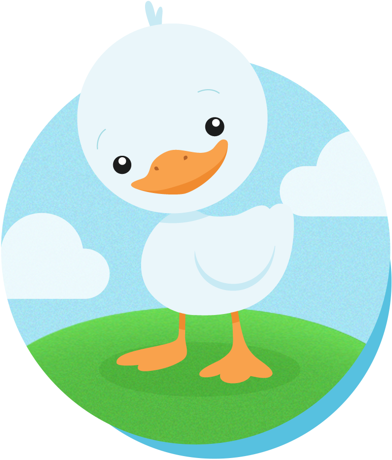 Baby ducks edukids caring. Infant clipart infancy stage