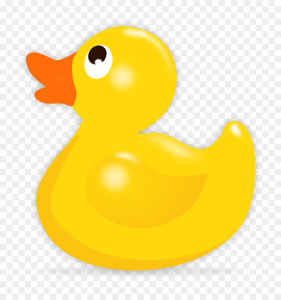 Ducks clipart rubber duck. Water cartoon yellow bird