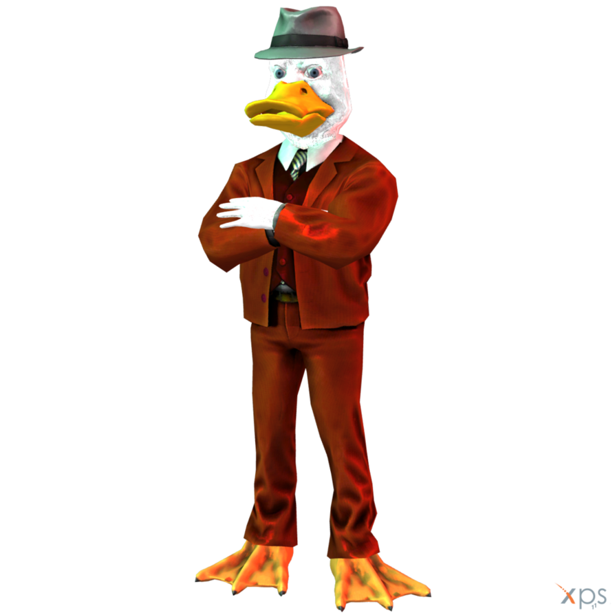 Costume clipart duck. Mh howard the by