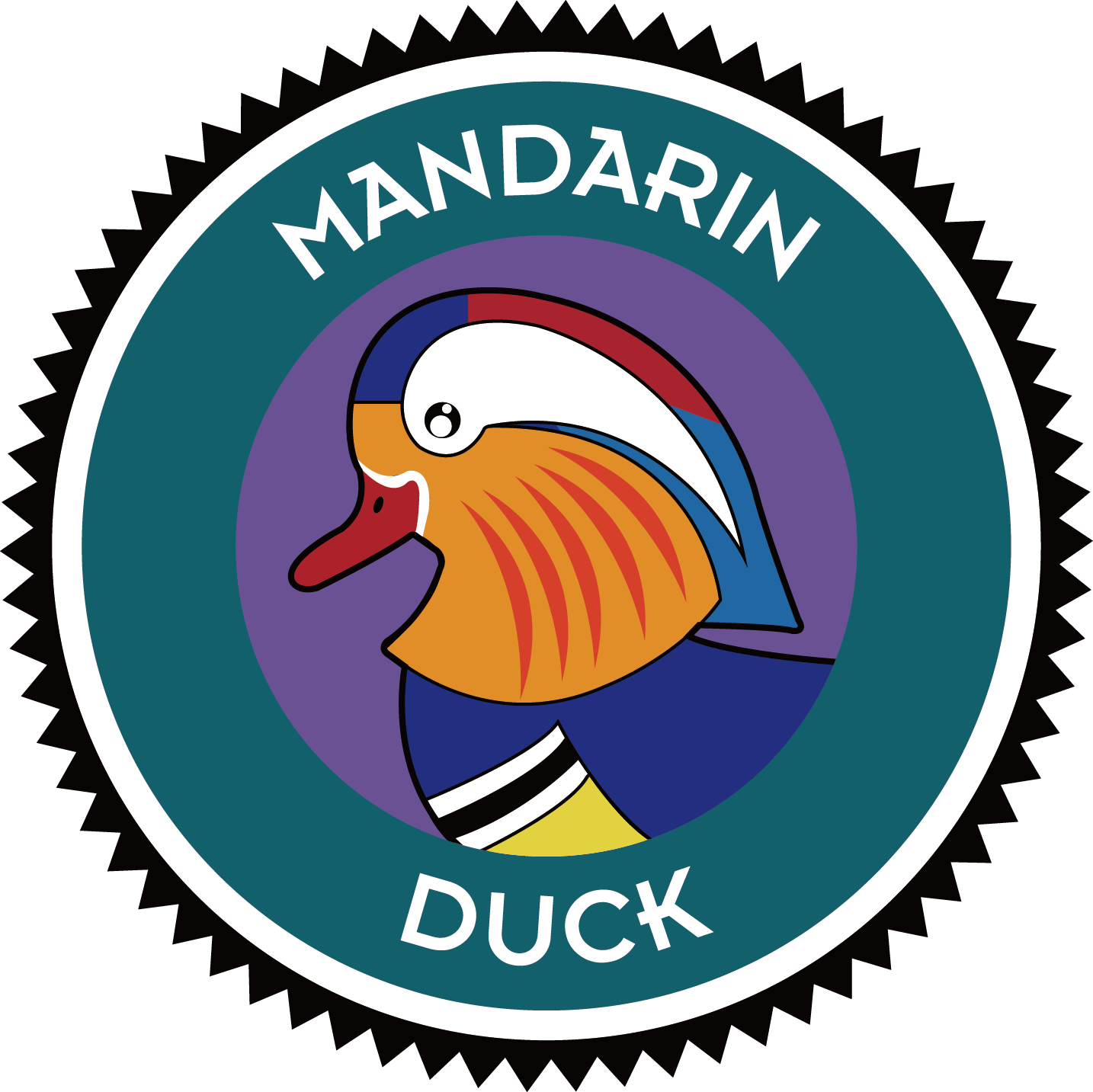 Ducks clipart peking duck. Recurve bow archives mandarin