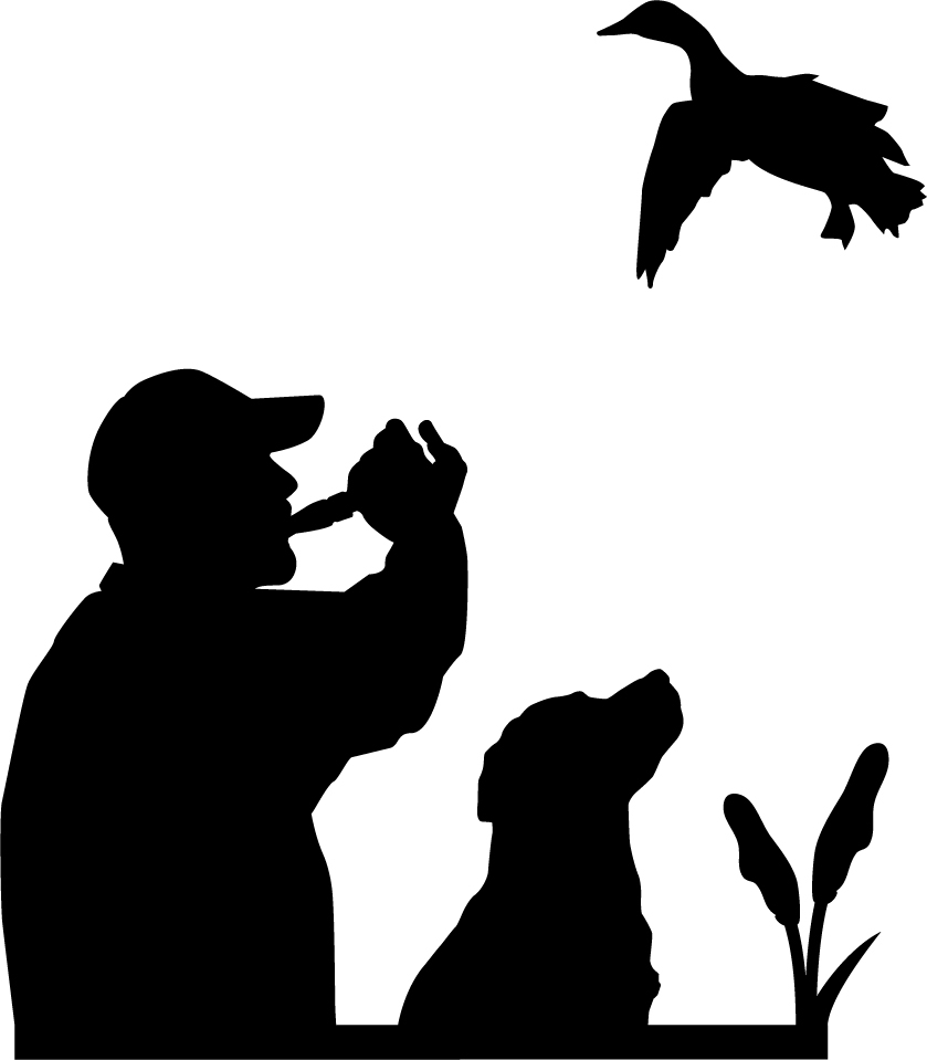 Hunting clipart bird hunter. Free duck cliparts download
