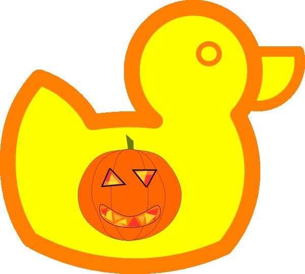 Halloween rubber clip art. Eyes clipart duck