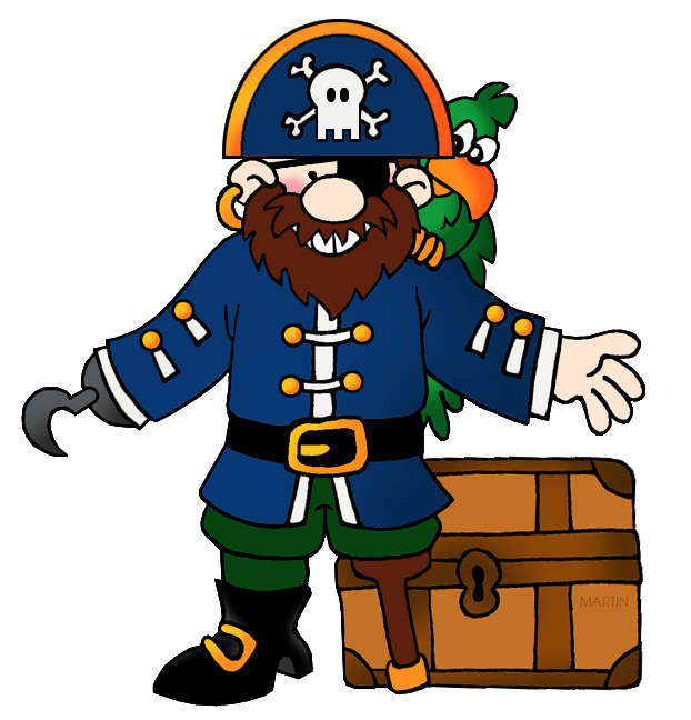 Treasure clipart jake and the neverland pirates. Pirate at getdrawings com