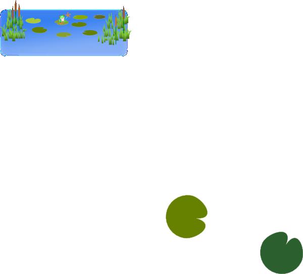 Frog in clip art. Ducks clipart pond clipart