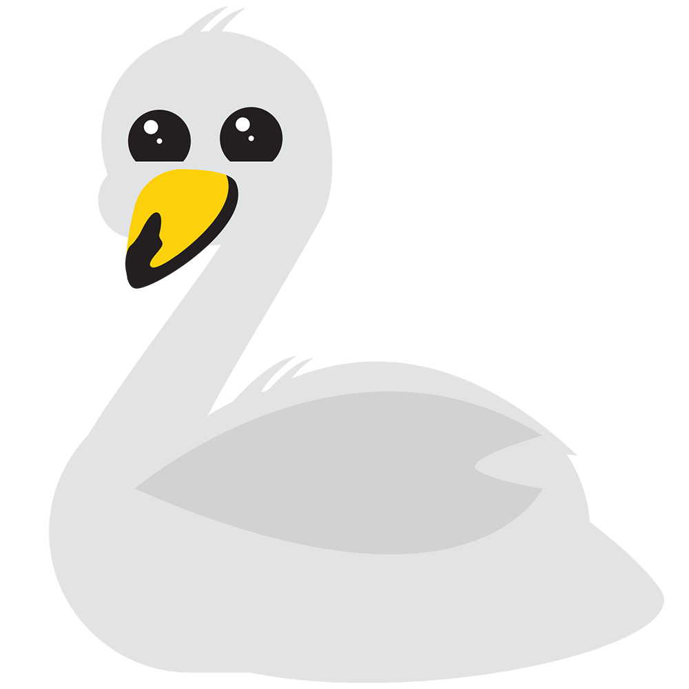 Thisisfinland. Clipart duck swan