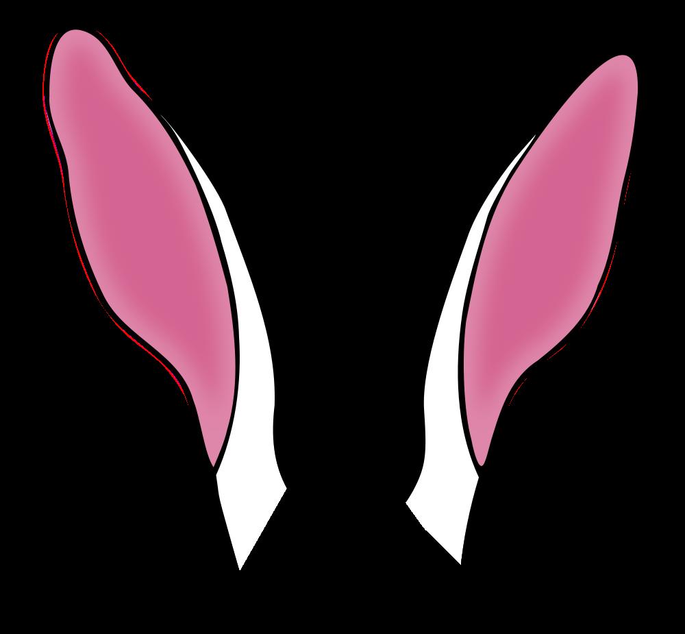 Ears clipart all ear. Rabbit rooweb