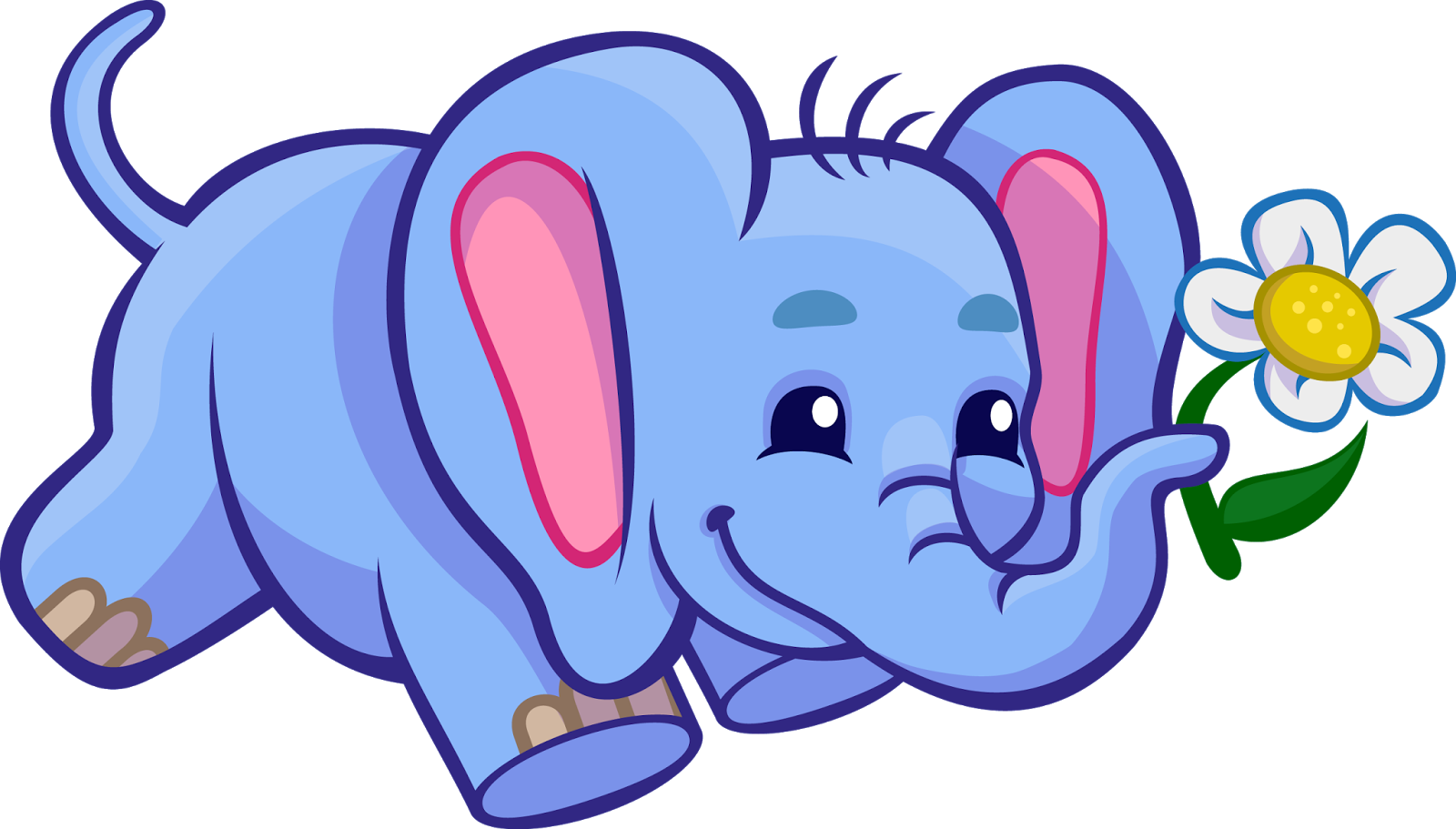 Face clipart baby elephant. At getdrawings com free