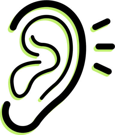 Wikiclipart . Clipart ear animated