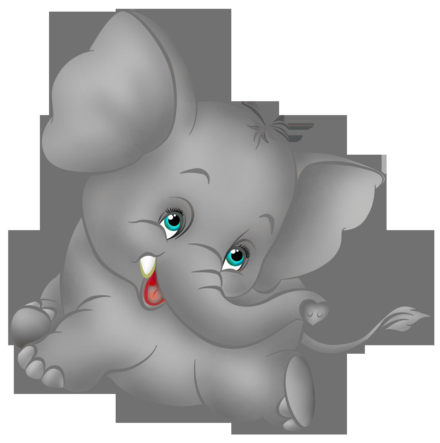 Grey cartoon free gallery. Clipart heart elephant
