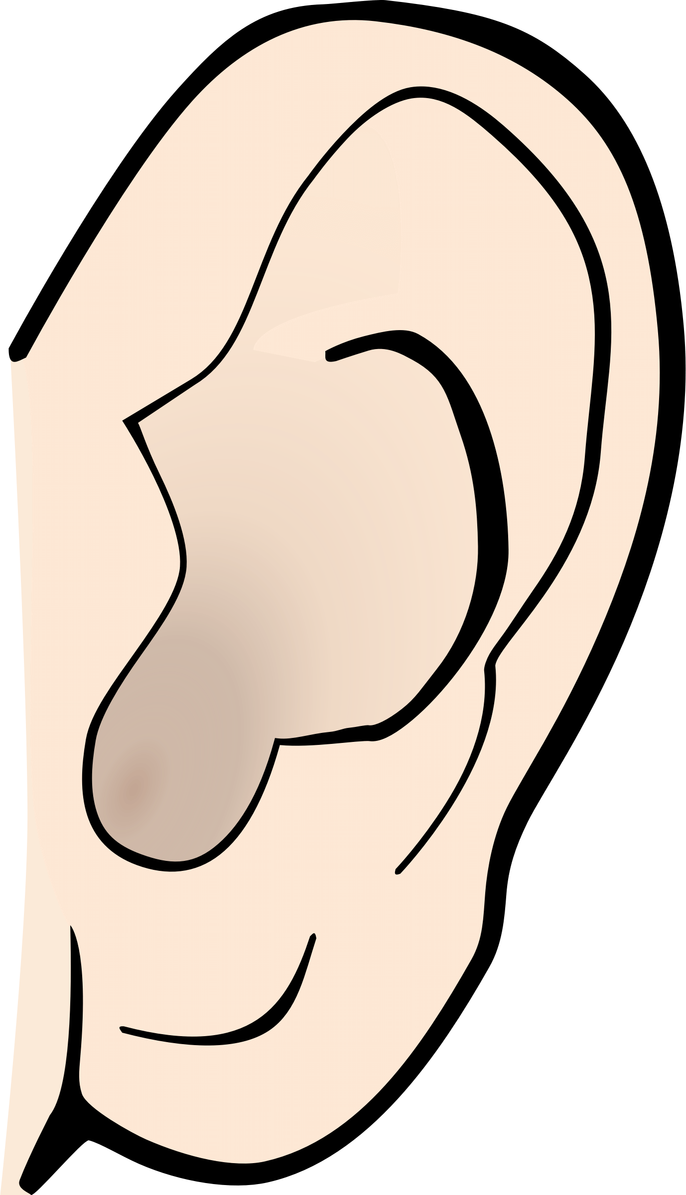 Group open cliparts. Ears clipart effective listening