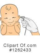 Royalty free rf illustrations. Clipart ear exam