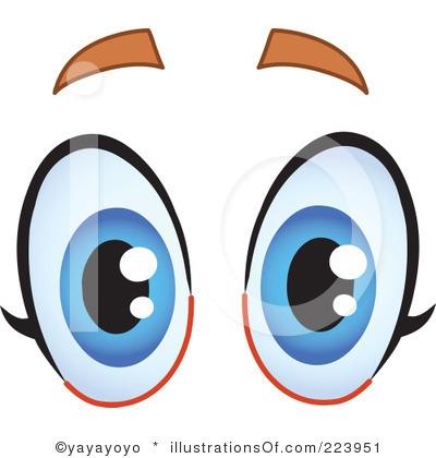 Eyes and ears free. Clipart ear eye
