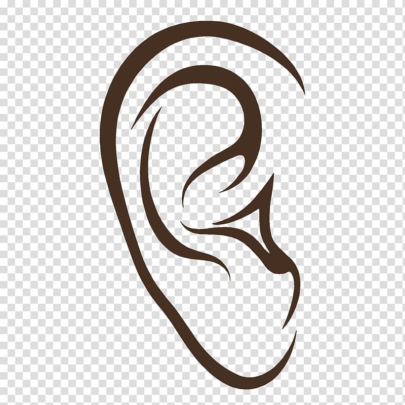 Ears clipart hearing loss. Ear anatomy audiology transparent