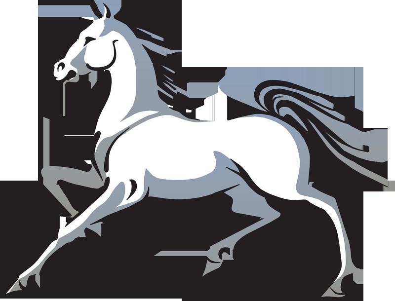 Clipart horse morgan horse. Poems clip art konie