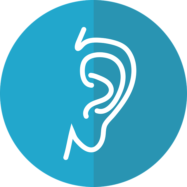 Clipart ear icon. Promising solutions for tinnitus