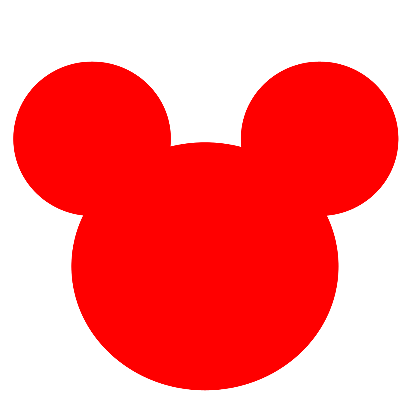How the ears became. Ear clipart silhouette