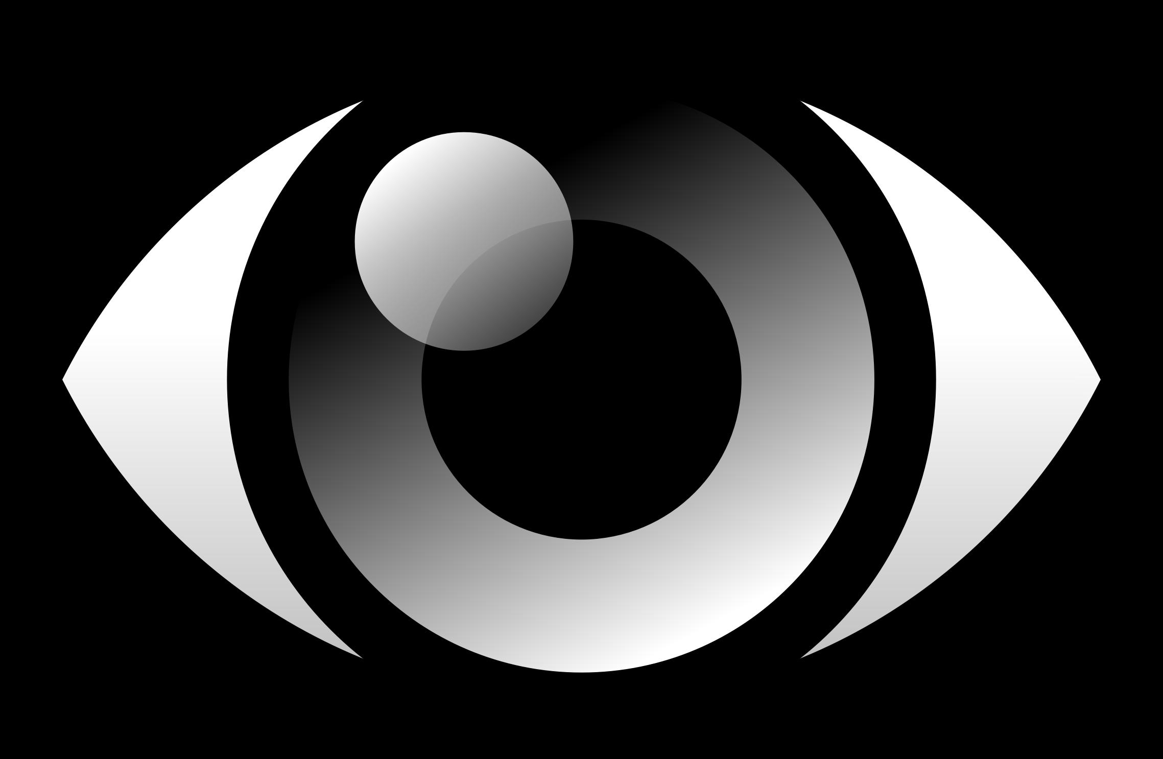 Clipart ear icon. Eye