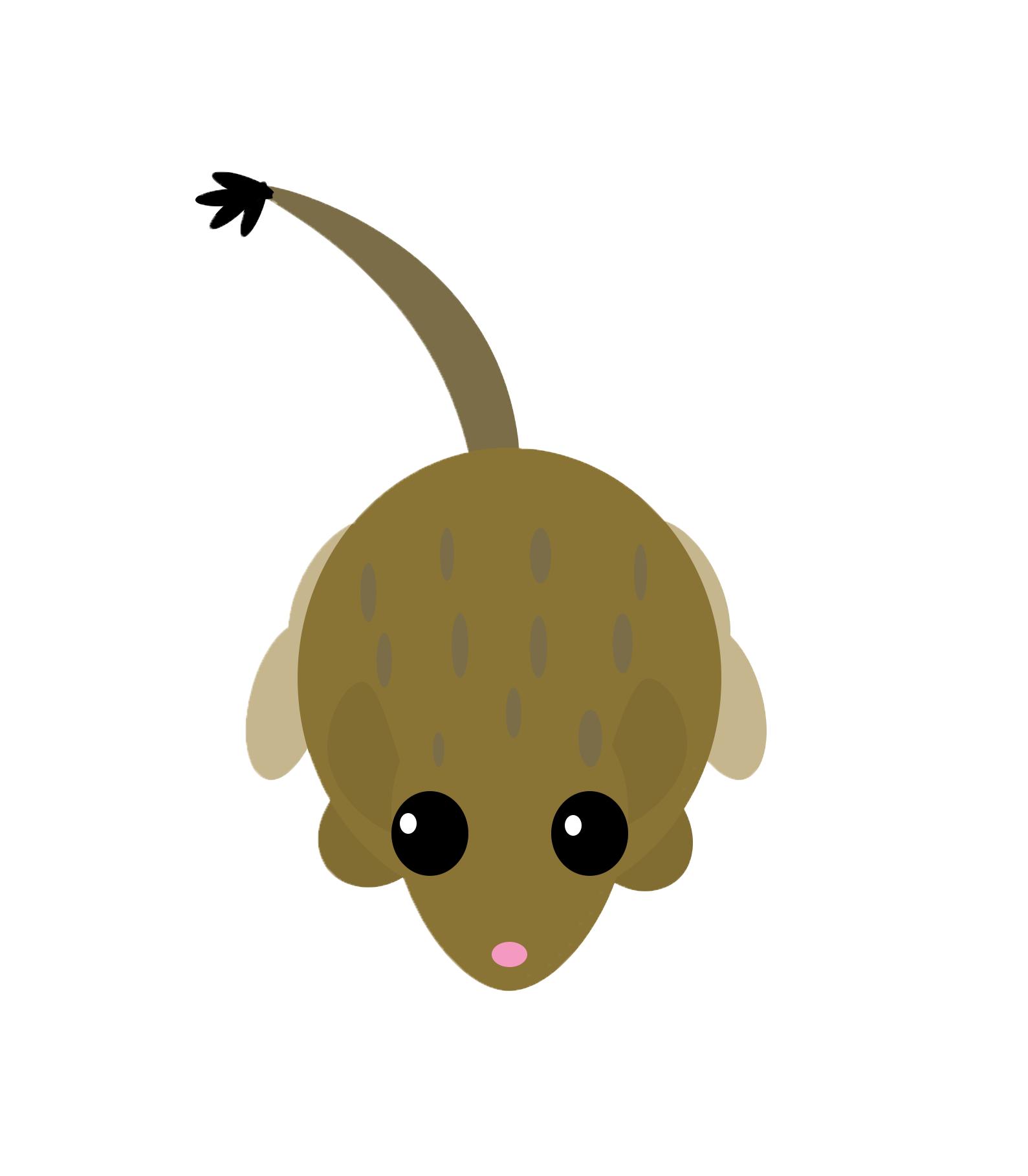 Contest mopeio welcome to. Clipart rat kangaroo rat