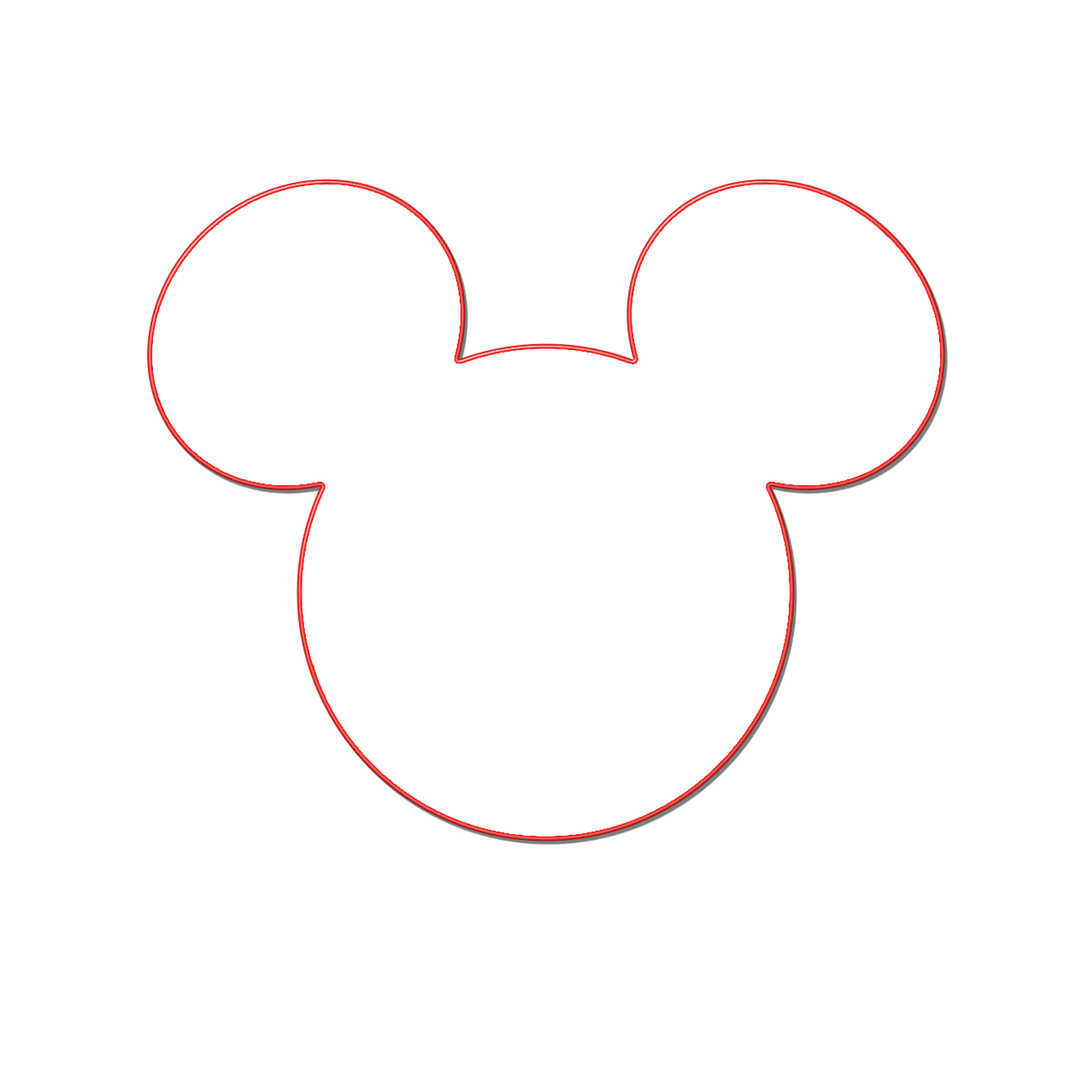 clipart sunglasses mickey