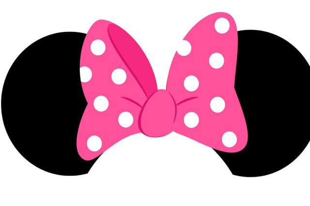 Ears cliparts party in. Clipart ear minnie mouse