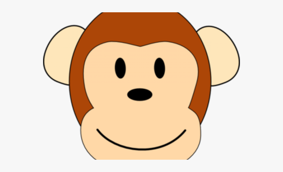 Monkeys clipart cap. Ear monkey caps for