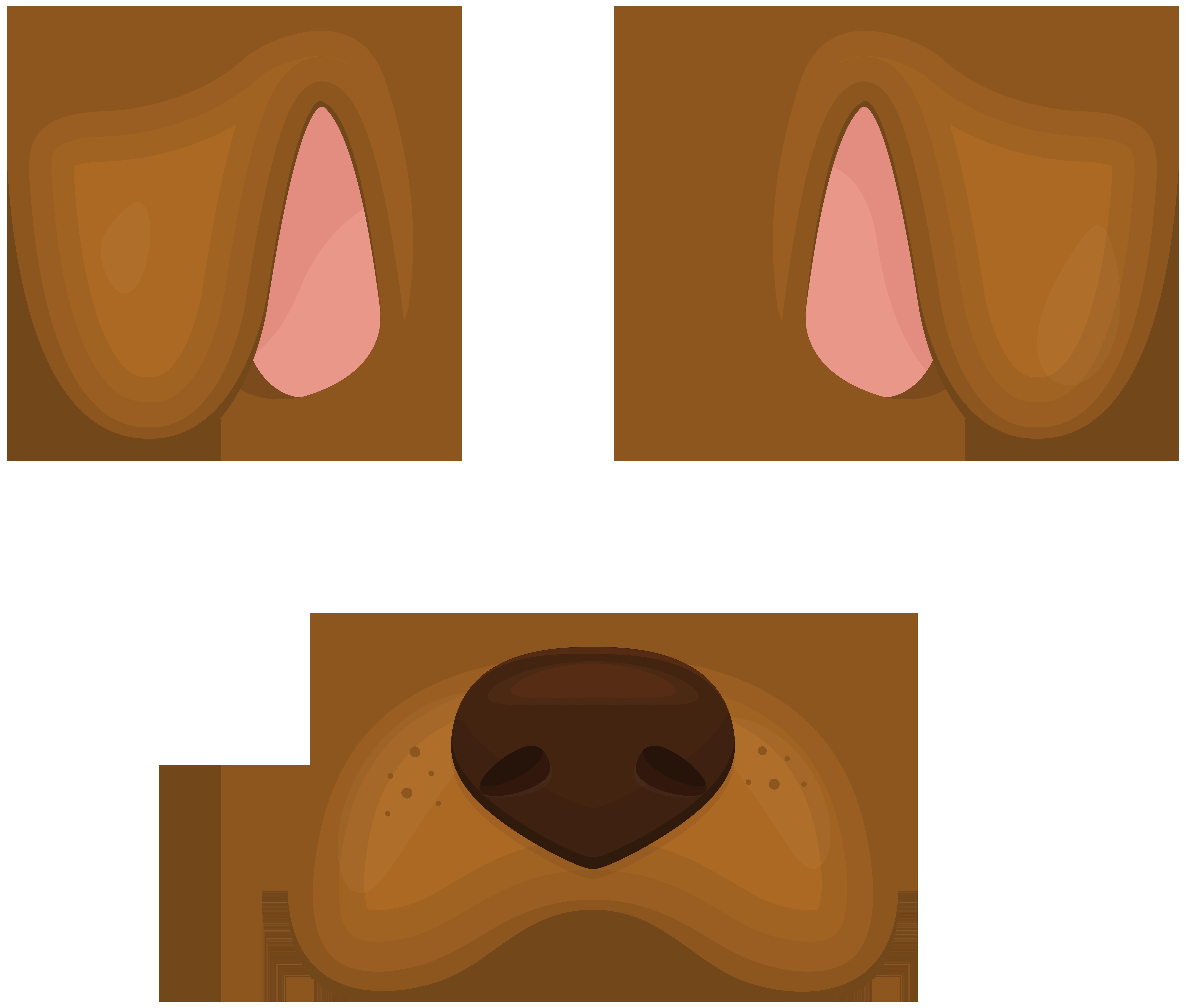 Dog face png clip. Mask clipart reindeer