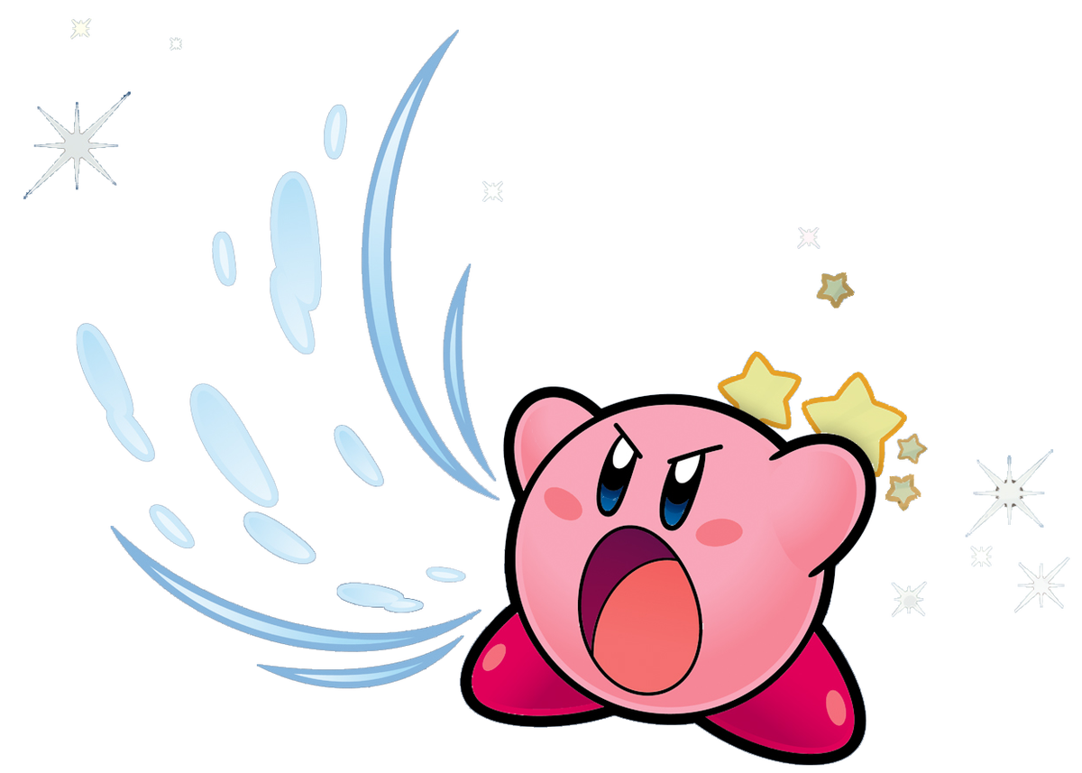 Ears clipart overheard. Nintendo explains why kirby