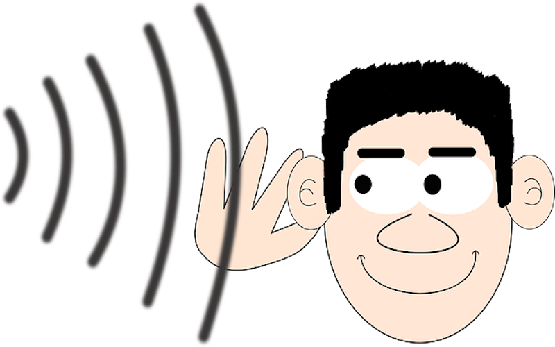 Ears clipart listening. What is that mysterious