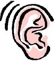 Free sound download clip. Ears clipart sense hearing