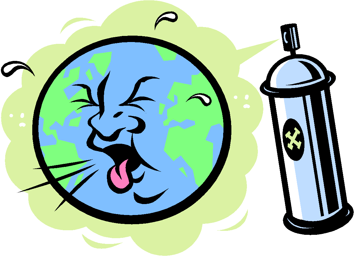 collection of air. Clipart park polluted