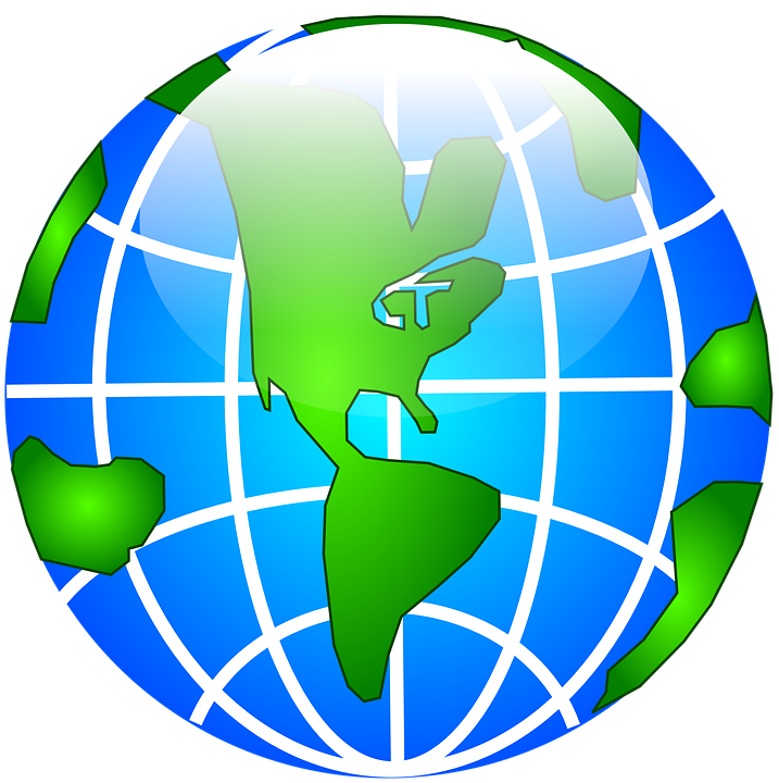Clipart world history earth. Usa pencil and in