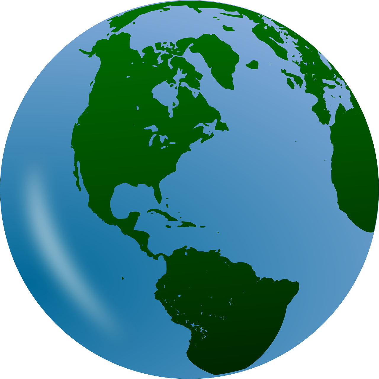 Asia markets growing brad. Europe clipart cool earth