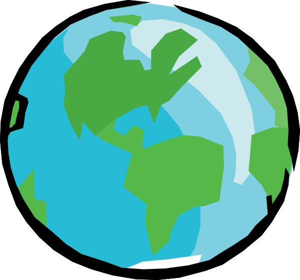 Clipart earth asia. World map free download