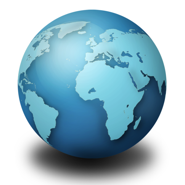 Globe free images at. Clipart earth atmosphere