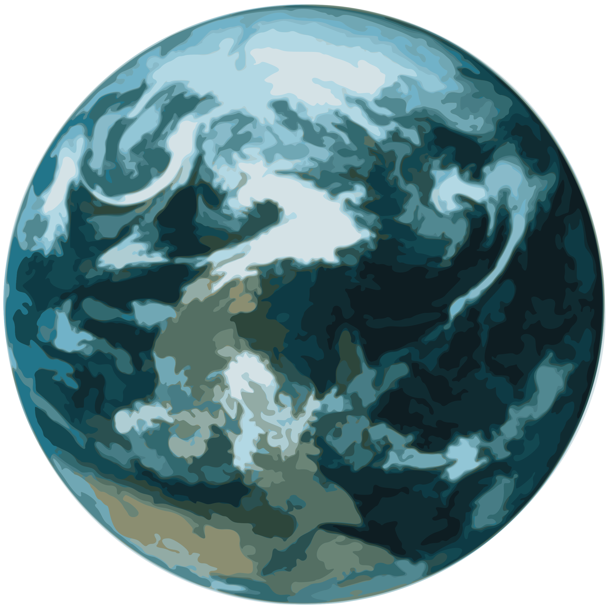 Clipart earth atmosphere. Big image png