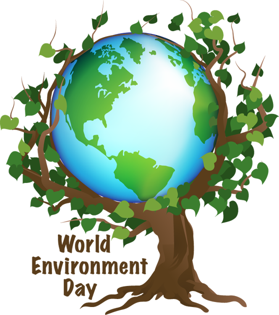 Clipart earth beautiful. June is world environment