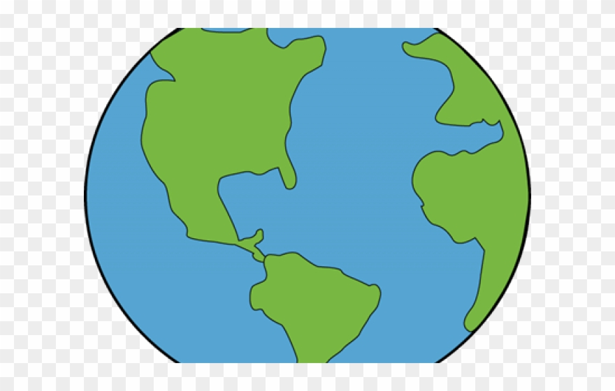 Map png download pinclipart. Clipart earth cute