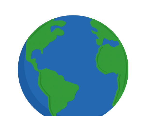 Clipart earth cute. Planet animated free on