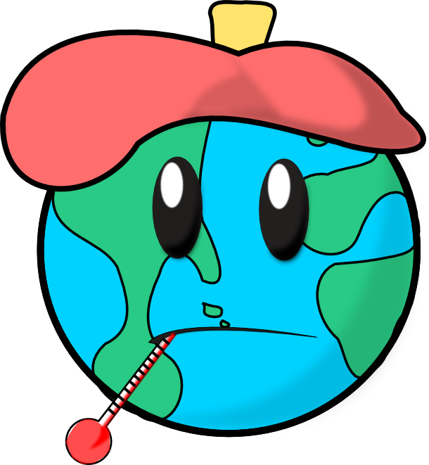 Clipart earth cute. The world shows its