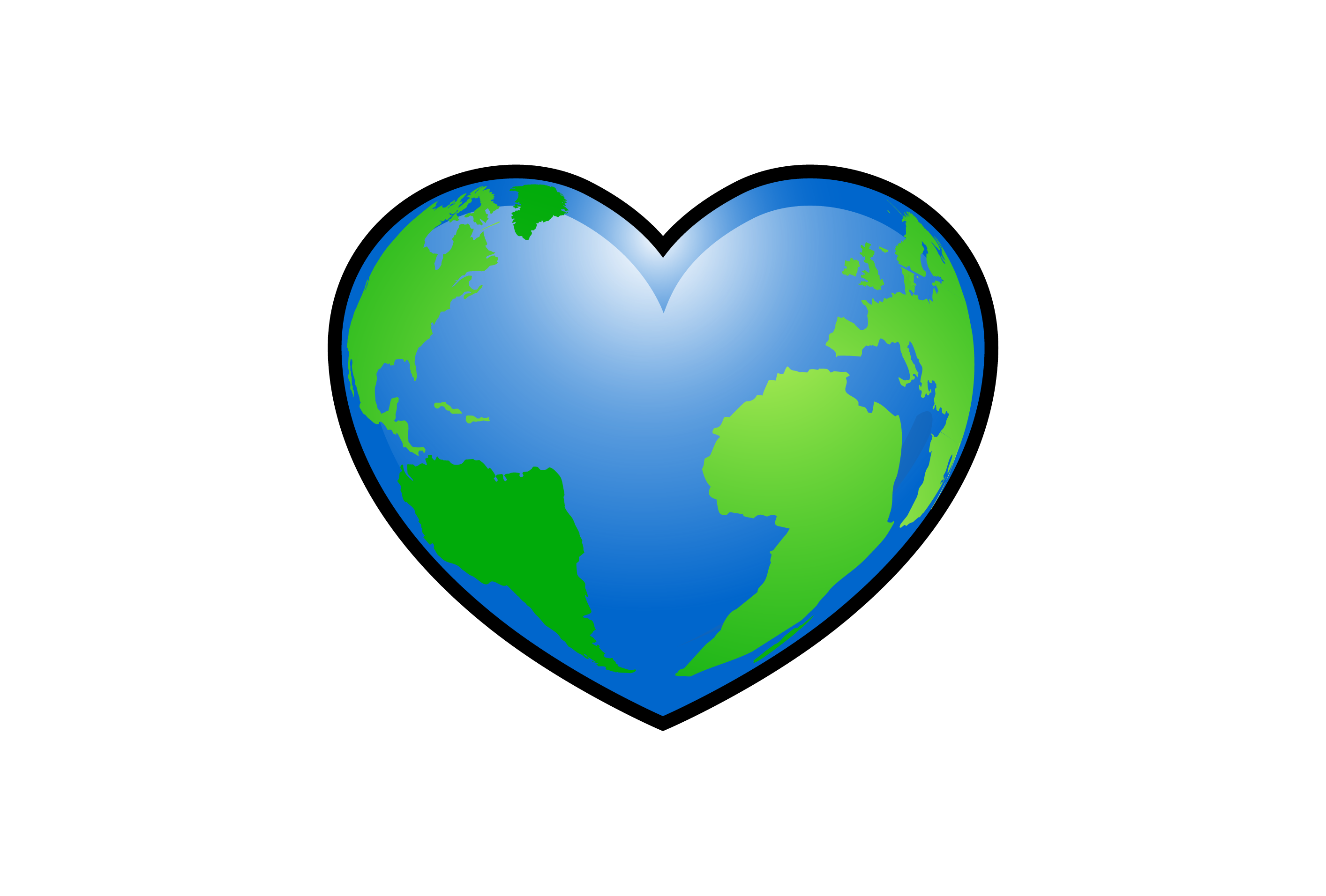 The earth your source. Environment clipart love environment
