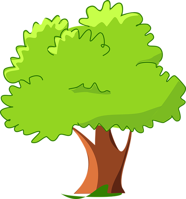 By bio inspire infographic. Clipart forest deforestation