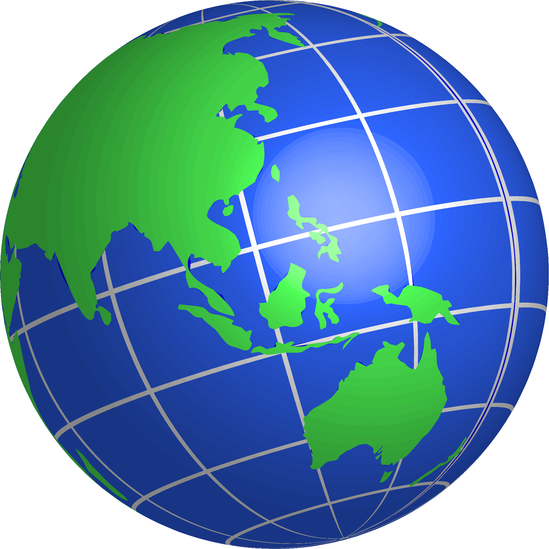 collection of globe. Clipart world global