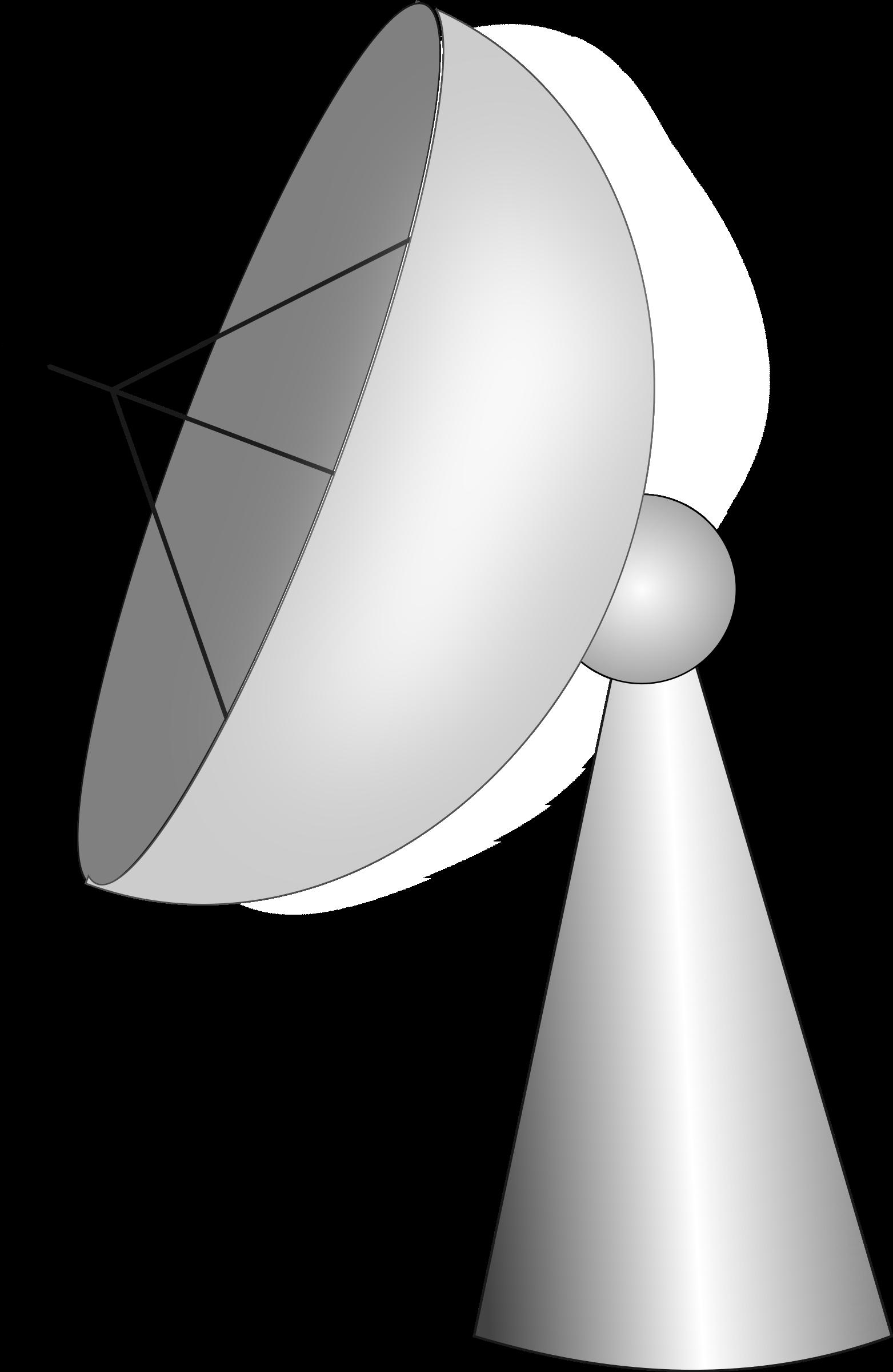 Satellite earth station. Communication clipart radio communication
