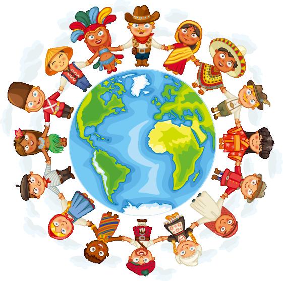 Clipart earth diversity. Culture cultural intercultural competence